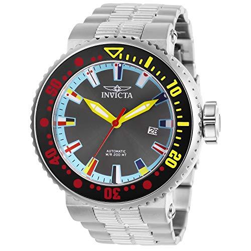 Invicta Pro Diver Reloj de Hombre automático Correa y Caja de Acero 27663