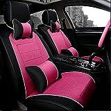 TT cubierta de asiento de coche Peugeot 207 307 408 301 308s logotipo de la cubierta de asiento de coche en Four Seasons General de cojín toda la ropa de invierno incluido , 4