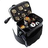 Wildlead 8.4V 18650 Wasserdichte Batterie Pack 6 Stück Batterien Halter Aufbewahrungsbox Haus Abdeckung für Fahrrad Lampe