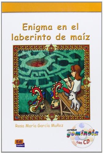 Enigma en el laberinto de maíz Book + CD par Rosa María García Muñoz