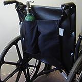Wheelchair Oxygen Tank Holder Mini