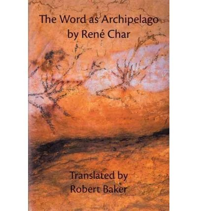 Word as Archipelago (Paperback)(English / French) - Common
