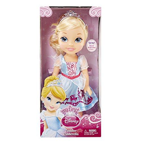 Toddler Disney Princess (Disney Prinzessinnen JK 86893 - My First Toddler Dolls -)