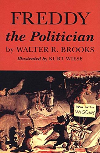 Freddy the Politician (Freddy the Pig Book 6) (English Edition)