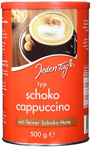 Jeden Tag Family Cappuccino Schoko Do, 500 g