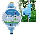 Jeffergrill Elektronische Wi-Fi-Fernbedienung Automatischer Gartenbewässerungs-Timer Intelligente Blumenbewässerung