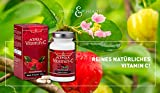 Acerola Vitamin C – natürliches Vitamin C – 90 Kapseln – 3 Monatsvorrat - 5