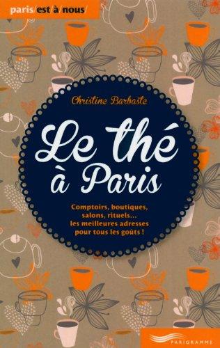 Le thé à Paris 2014
