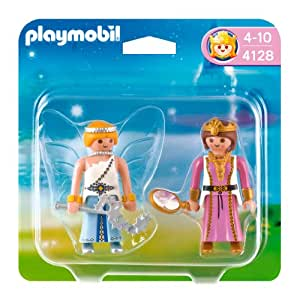 Playmobil 4128 Princess and Magical Fairy