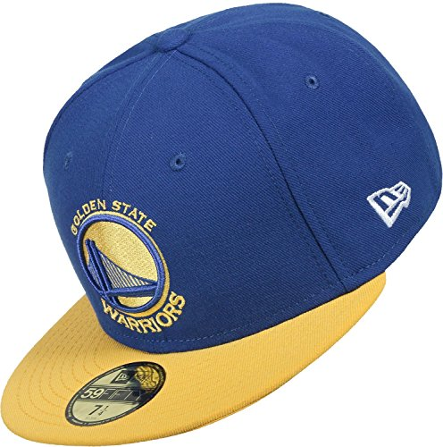 Usc-basketball-shirt (New Era Herren Caps / Fitted Cap NBA Team Golden State Warriors 59Fifty blau 7 - 55,8cm)