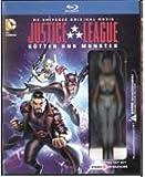 Justice League - Götter und Monster + mit Wonder Woman-Figur [Blu-ray]