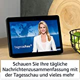 Das neue Echo Show (2. Gen.), Weiß + Philips Hue Lampe - 3