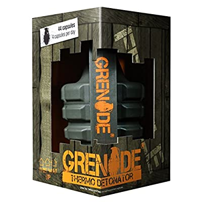 Thermo Detonator Weight Management Capsules by Grenade
