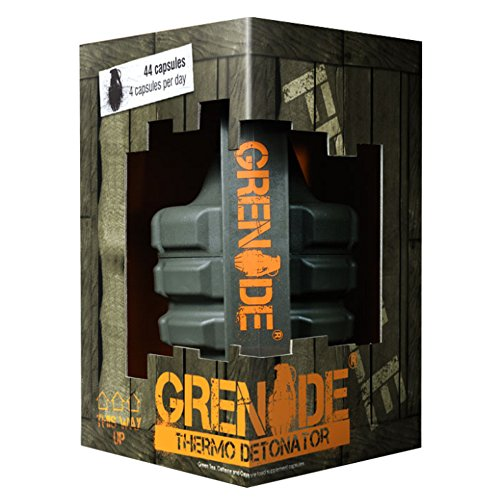 Grenade Thermo Detonator Weight Management Supplement Trial Packs