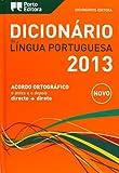 Dicionario da lingua portuguesa. : 8a edição.
