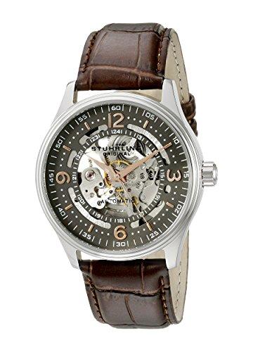 51%2BfFmsD4VL - Stuhrling Original Classic Grey Mens 730.02 watch