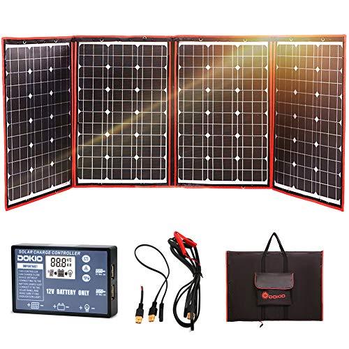 Nuestros buenos clientes nos muestran vídeos de productos.       https://youtu.be/f4cUyL1QPgA          Sugerencia    Los paneles solares están sujetos a la intensidad de la luz solar y el ángulo de la luz solar. Tienen diferentes efectos en la ene...