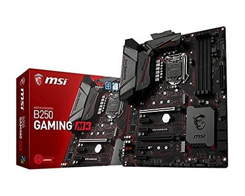 MSI B250 GAMING M3 Carte mère Intel ATX Socket LGA