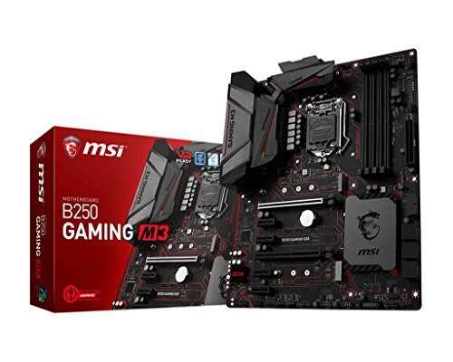 MSI B250 GAMING M3 Carte mère Intel ATX Socket LGA 1151