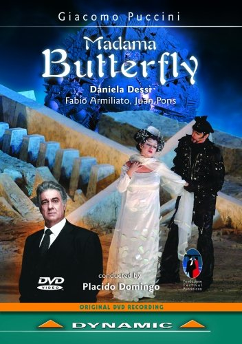 Puccini: Madame Butterfly [DVD]