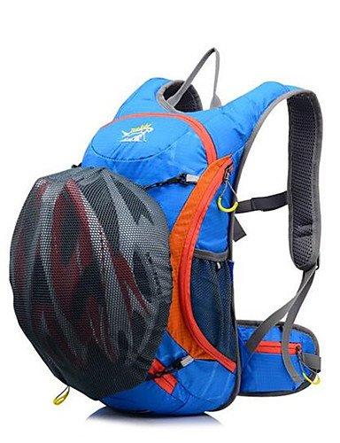 ZQ 15 L Radfahren Rucksack / Rucksack Camping & Wandern / Klettern / Legere Sport / Reisen / Radsport Draußen / Legere SportWasserdicht / Blue