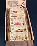 Oat King Rein Vegan Mix - laktosefrei (10 Riegel), 1er Pack (1 x 950 g)