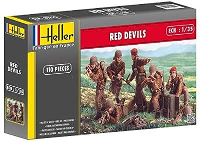 Heller 81222 - Modellbausatz Red Devils von Heller