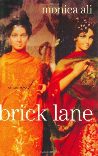 Book cover for Brick Lane