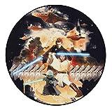 Star Wars SW-29 Teppich, 100 cm, rund