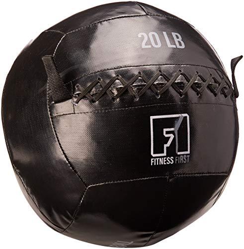 Fitness First Soft Wall Ball, Unisex-Erwachsene, Fitness First, 15 lb -