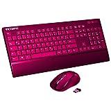 Touchpad Tastatur 126 (Violett)