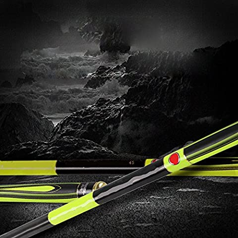 28 Carbon Countertop Fishing Rod 3.6 4.5 5.4 6.3 7.2m