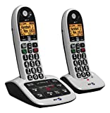 BT 4600 Big Button Advanced Call Blocker Cordless Home Phone with Answer Machine