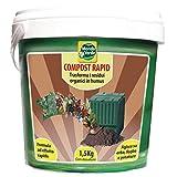 Compost Rapid: Acceleratore per compost