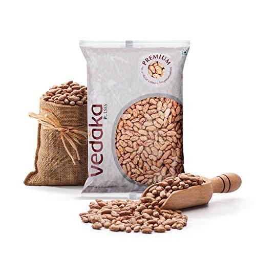 Amazon Brand – Vedaka Premium Chitra Rajma, 1kg
