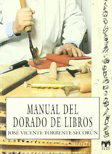 MANUAL DEL DORADO DE LIBROS