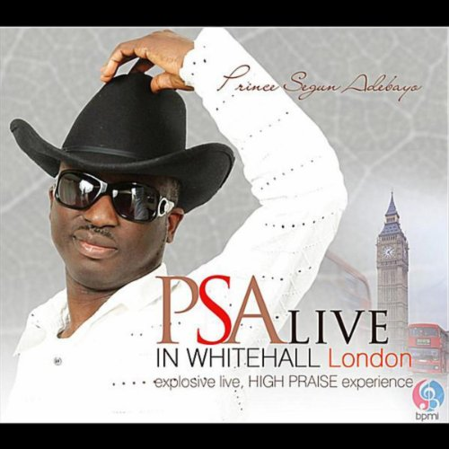 psa live in whitehall london von prince segun adebayo bei amazon music. Black Bedroom Furniture Sets. Home Design Ideas