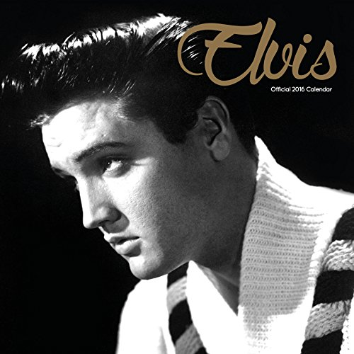 The Official Elvis 2016 Square Calendar (Calendar 2016) por Danilo