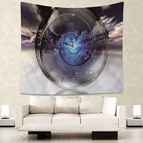 schöne Nacht Himmel Tapeten Home Dekorationen an der Wand hängende Wald Sternenhimmel Wandteppiche für Wohnzimmer Schlafzimmer ()