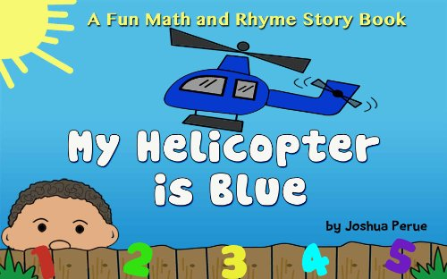 My Helicopter is Dispirited ( A Fun Math & Solidity Storybook) (English Bevy)