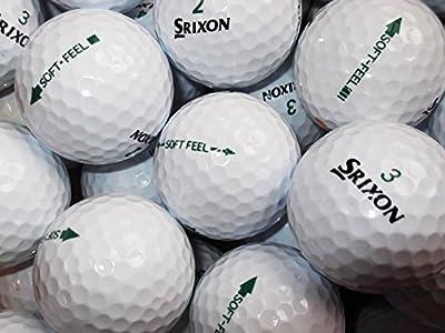 24Srixon Soft Feel pelotas