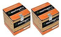 Sri Ranga Nutri Organics/Moringa Leaf Herbal Green Tea/Antioxidant & Vitamines Superfood Each 50g (Pack of 2)
