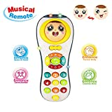 BIYASO Gift for 1-2 Year Old Girls, Remote Control Toys 2 Year Old