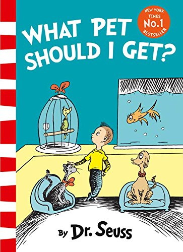 What pet should i get? por Dr Seuss