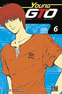 Young GTO Edition double Tome 6