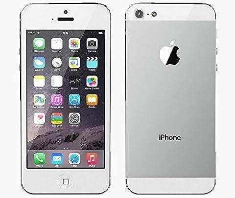 Iphone 5 - 16Go - Blanc Smartphone désimlocké