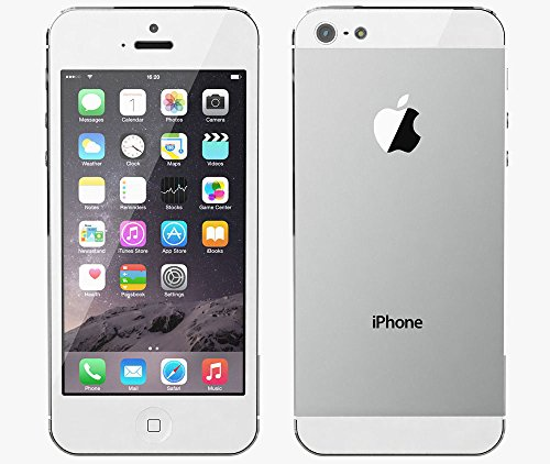 Iphone 5 - 16Go - Blanc Smartphone import europe