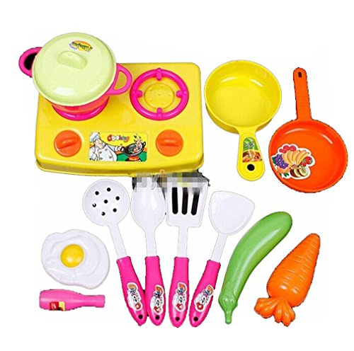 hengsong-plastic-kids-chef-kitchen-cookware-food-play-spoon-pan-pot-toy-set-cute