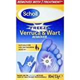 Scholl Freeze Verruca & Wart Remover Triple Pack
