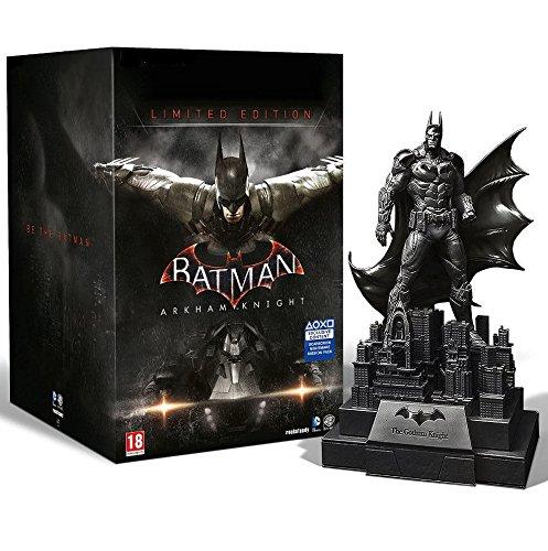Batman Arkham Knight - édition limitée - PlayStation 4 - [Edizione: Francia]
